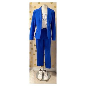 Zara – Blue Pant Suit
